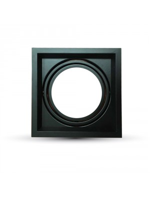Montage pour spots LED AR111 - Noir