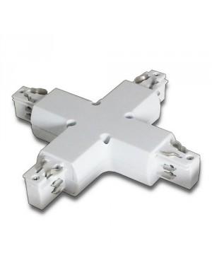 Accessoire pour Lampe rail LED 4X - Blanc