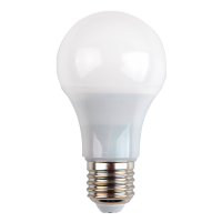 Ampoule LED - 7W 230V E27 A60 - Thermoplastique - Blanc chaud