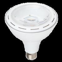 Ampoule LED 15W 230V E27 - Plastique - Blanc naturel
