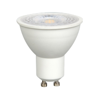Spot LED 7W GU10 220V - Plastique SMD - Blanc naturel