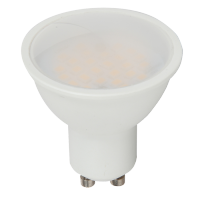 Spot LED 7W GU10 220V - Plastique - Blanc naturel dimmable