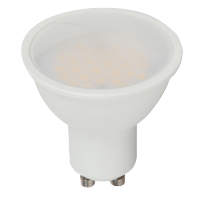 Spot LED 5W GU10 220V - Plastique SMD - Blanc naturel