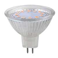 Spot LED 3W MR16 12V - Verre - Blanc naturel