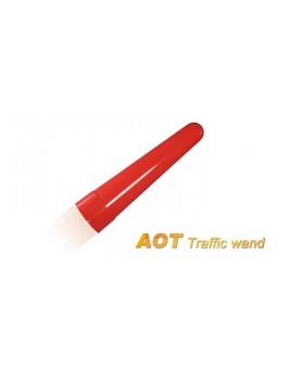 Diffuseur AOT-S Cône de circulation rouge