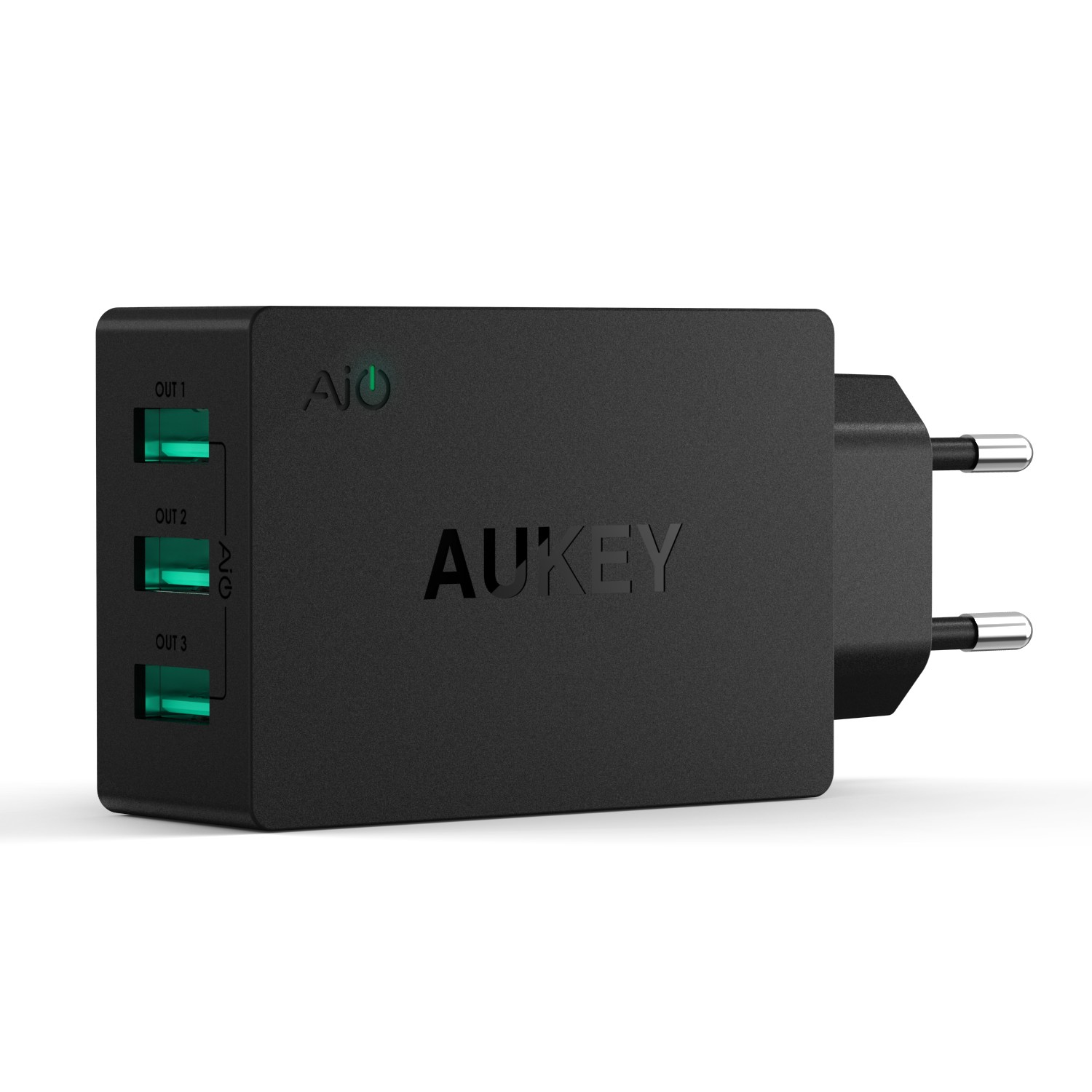 AUKEY PA-U35 chargeur mural AiPower 3 ports