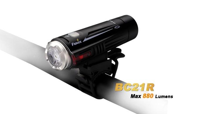 Fenix BC21R - 880 Lumens - rechargeable