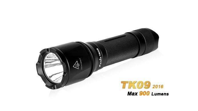 Fenix TK09 - édition 2016 - 900 Lumens