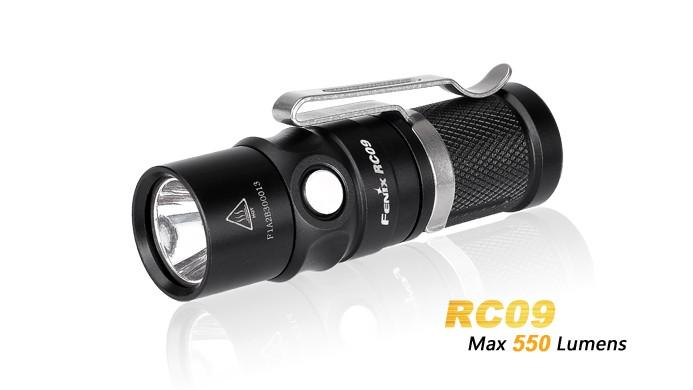 Fenix RC09 - 550 Lumens Rechargeable