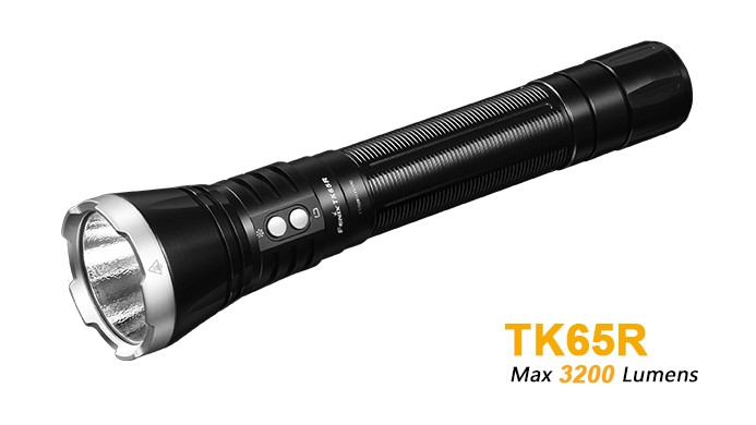 Fenix Tk65r Lampe Torche Rechargeable Tres Puissante 3200 Lumens