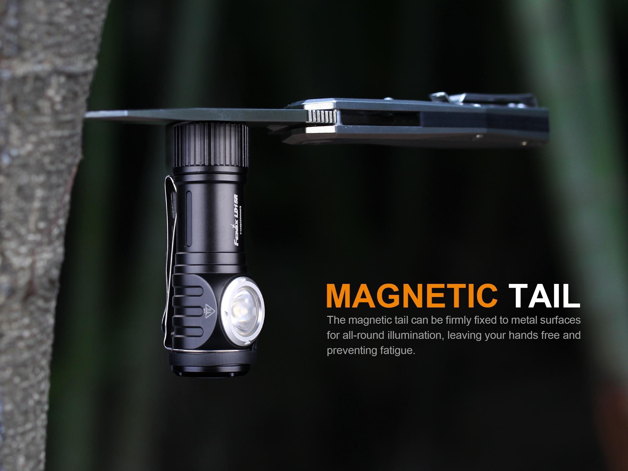 À Ld15r De Led Angle Poche Droit Lampe Rechargeable Fenix tdxshrCQ