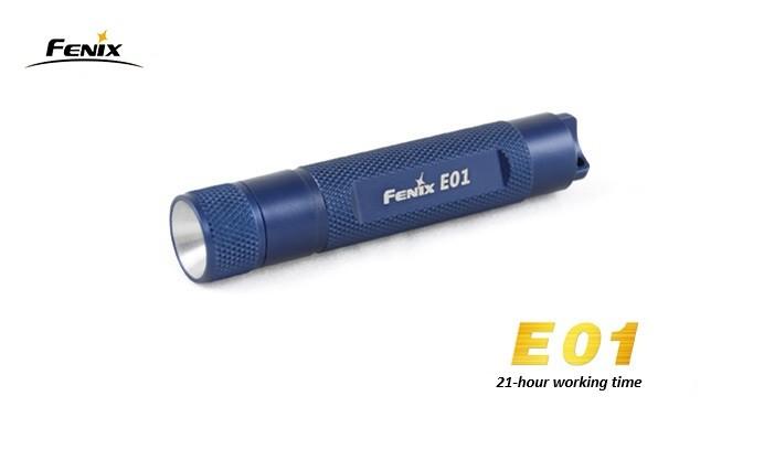 Fenix E01 - Bleu