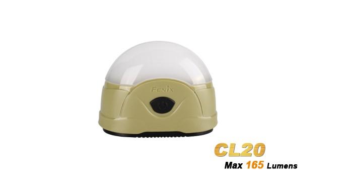 Fenix CL20 - lampe de camping