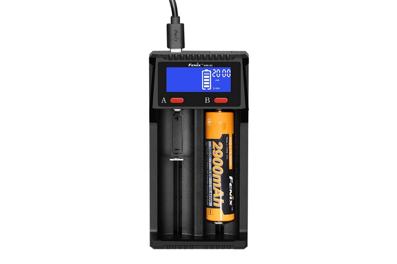 Chargeur de batterie Fenix ARE-D2