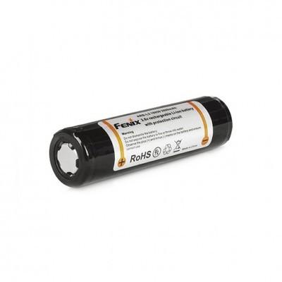 Pile rechargeable ARB-L2 (Nouveau nom Fenix pile ARB-L18) - modèle 18650, 2600mAh pour toutes les lampes Fenix utilisant des 18650