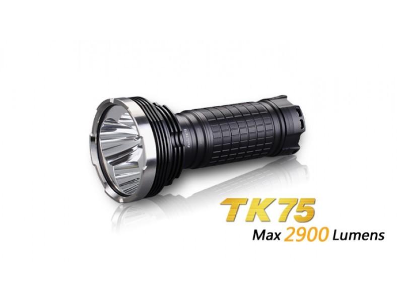 Fenix TK75 U2 - 2900 Lumens nouvelle génération
