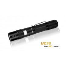 Fenix UC35 - 960Lumens - USB rechargeable