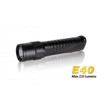Fenix E40 - CREE XP-E R4 - 220 Lumens