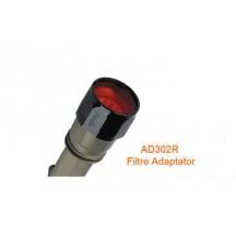 Filtre rouge AD302R TK