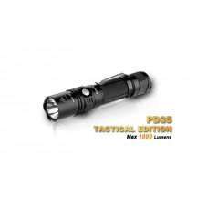 Fenix PD35 Tactical édition - 1000 Lumens