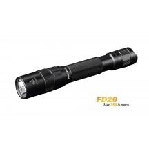 Fenix FD20 - 350 Lumens - avec 2 piles AA