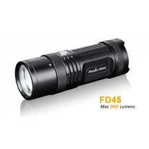 Fenix FD45 - 900 lumens - faisceau réglable