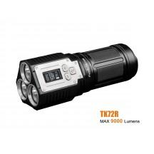 Fenix TK72R lampe de poche LED rechargeable de 9000 lumens