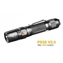 Fenix PD35 V2.0 - édition 2018 - 1000 Lumens - 250 mètres