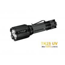 Fenix TK25 UV édition - Lampe tactique LED&UV - 1000 lumens