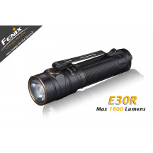 Fenix E30R - 1600 lumens - rechargeable avec batterie inclue 3500mAh
