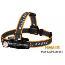 Fenix HM61R - Lampe frontale rechargeable multifonctions - 1200 lumens