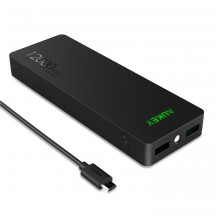 AUKEY PB-N28 Power Bank AiPower 12000mAh (Noir)