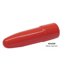 Diffuseur rouge AD102R TA/TK