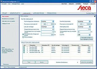 StecaGrid Configurator 3.3