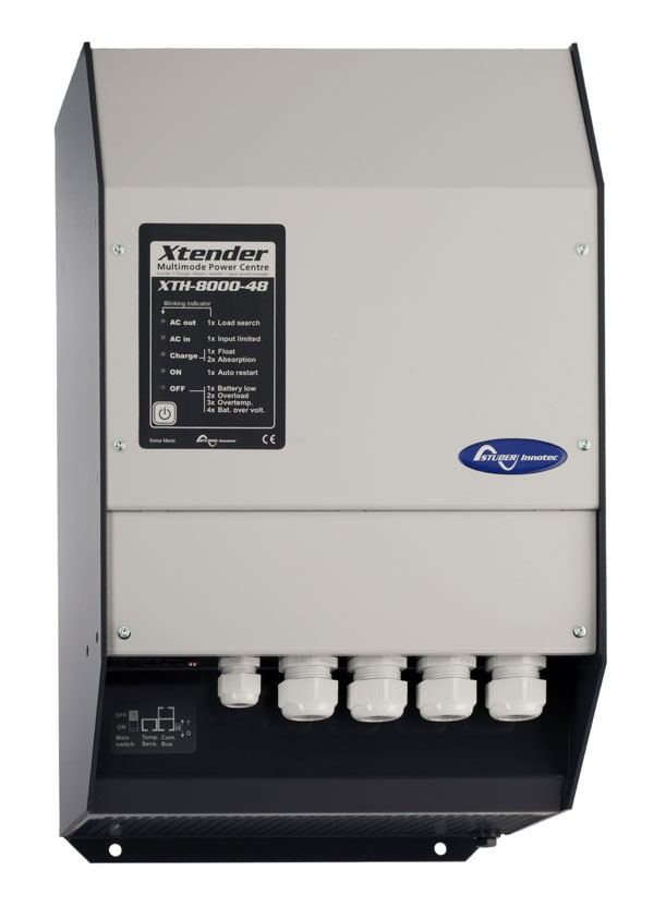 Onduleur chargeur xth8000-48