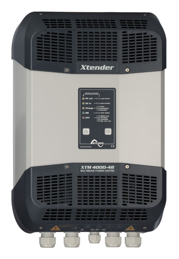 Onduleur-chargeur xtm 2600-48-01