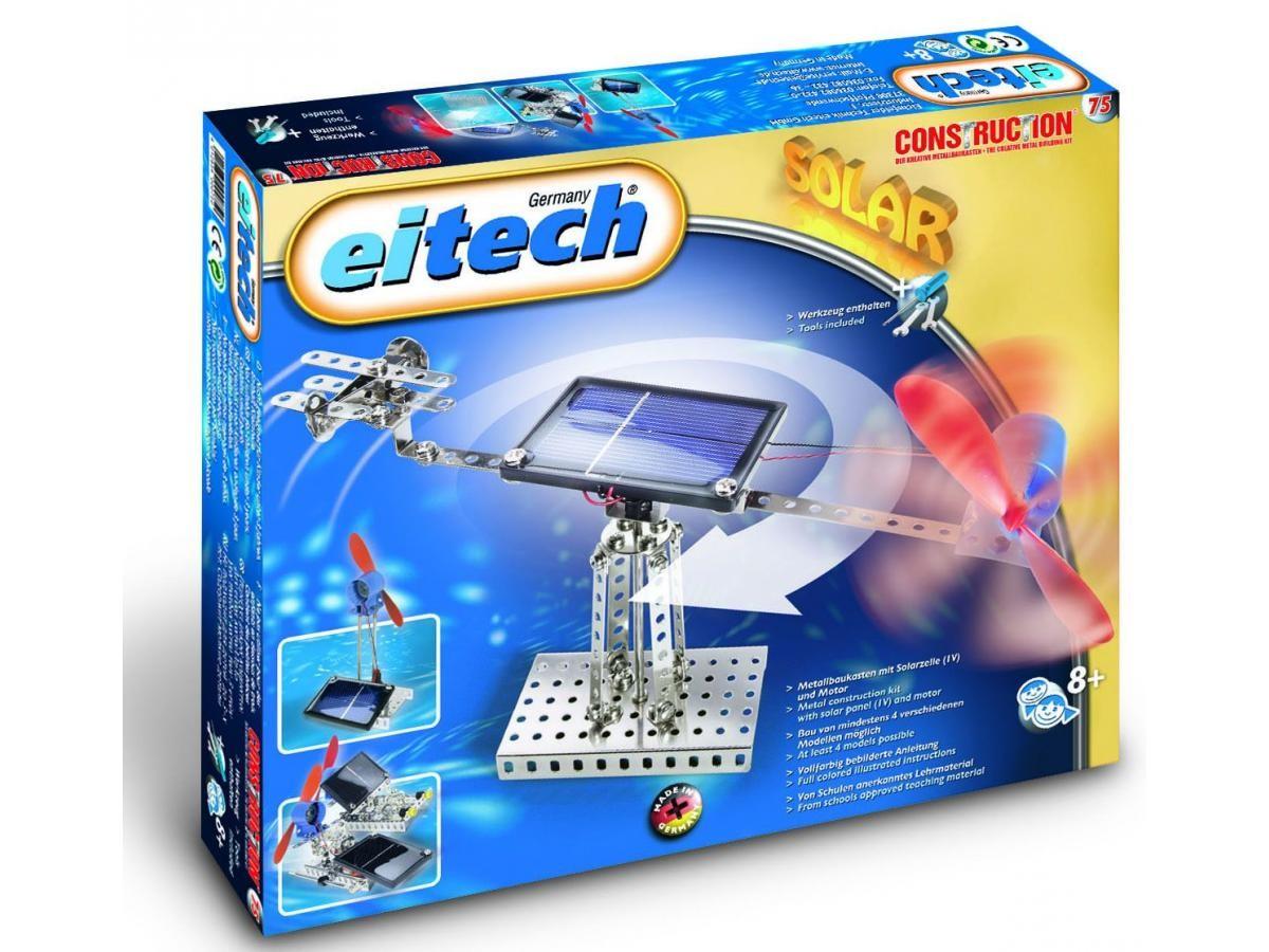 Jeu de construction solaire C75 - eitech