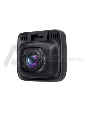 AUKEY DR01 - AUKEY Dashcam Full HD 1080P Caméra Voiture Grand Angle 170°, Vision Nocturne, Détection de Mouvement