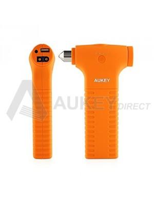 Aukey PB-C4 Booster de Démarrage de Voiture (Orange)