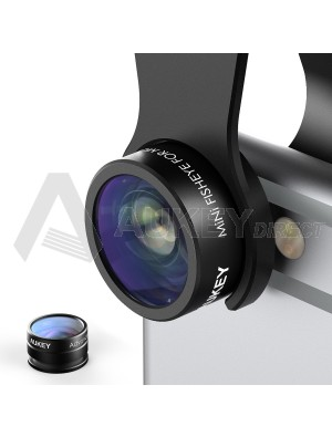 AUKEY PL-A2 Objectif Smartphone 2 en 1