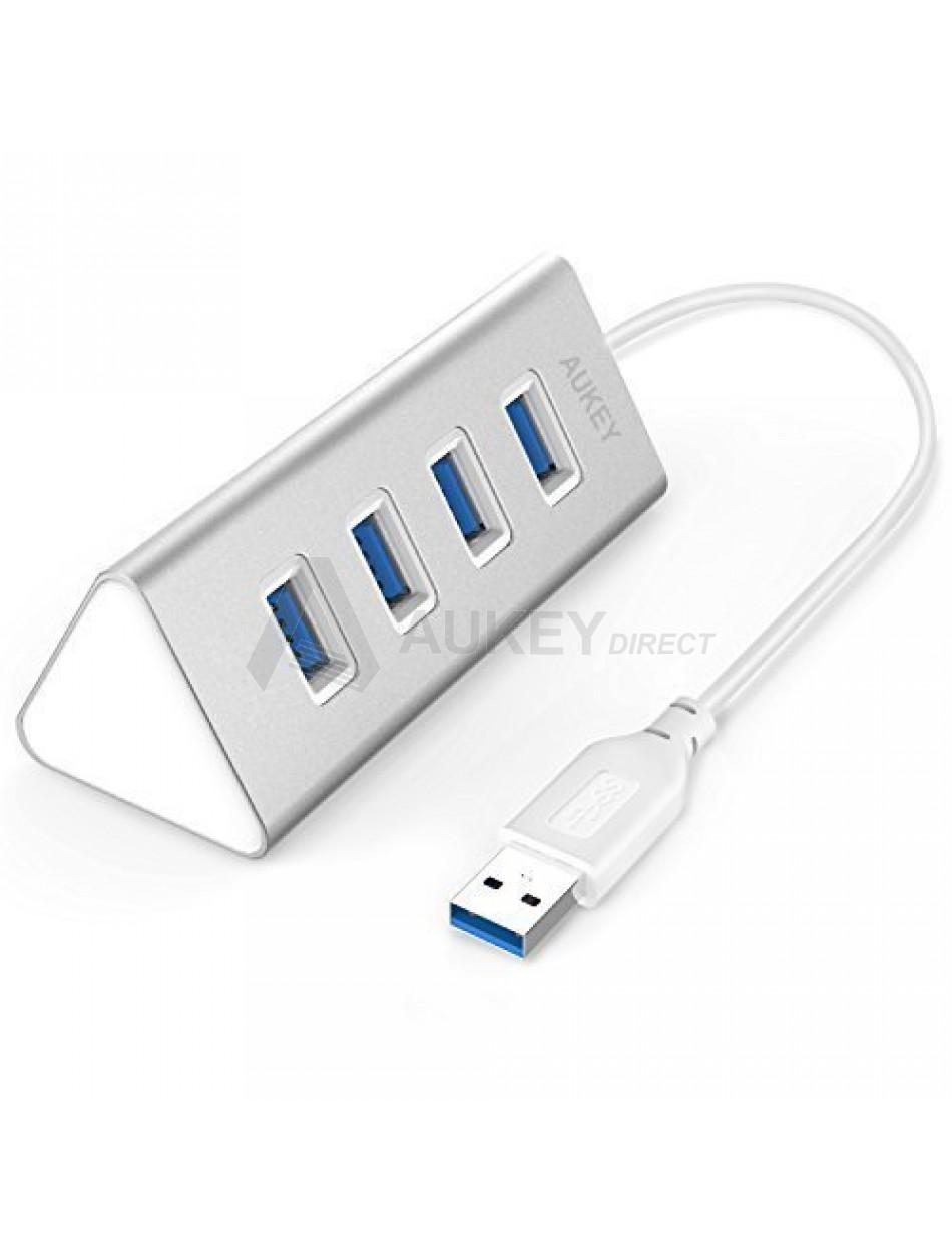 AUKEY CB-H31 Hub USB 3.0 avec 4 Ports