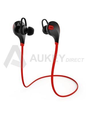 AUKEY EP-B4 Écouteurs sans fils Bluetooth 4.1 (Rouge)