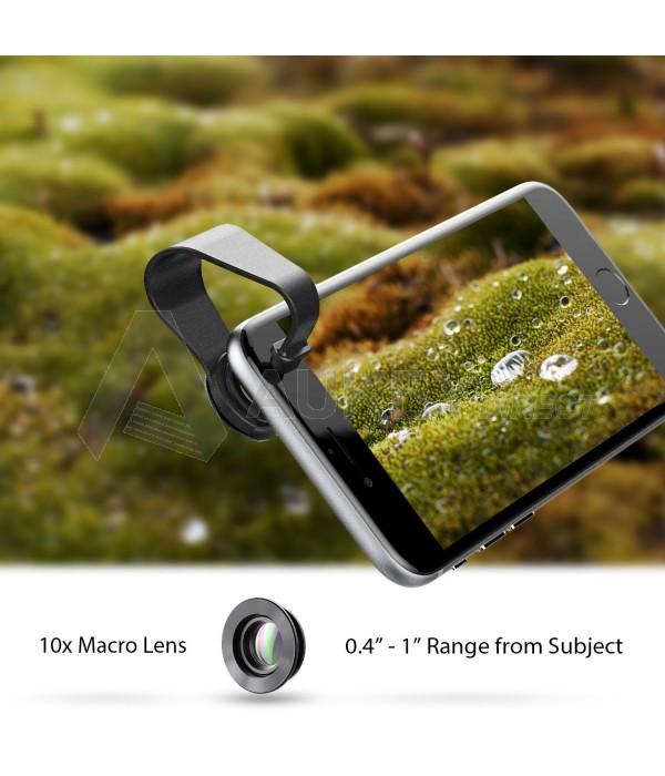 AUKEY PL-A1 objectif smartphones 3 en 1